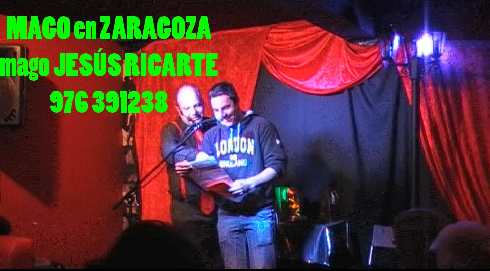 Mago para empresas en Zaragoza Huesca y Teruel