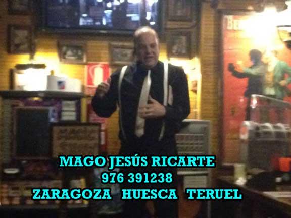 mago para bar y pubs en Zaragoza Huesca Teruel
