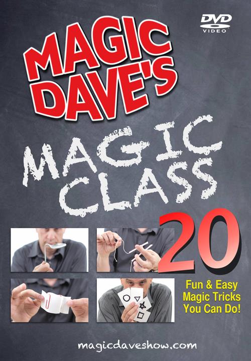 magician David Williamson