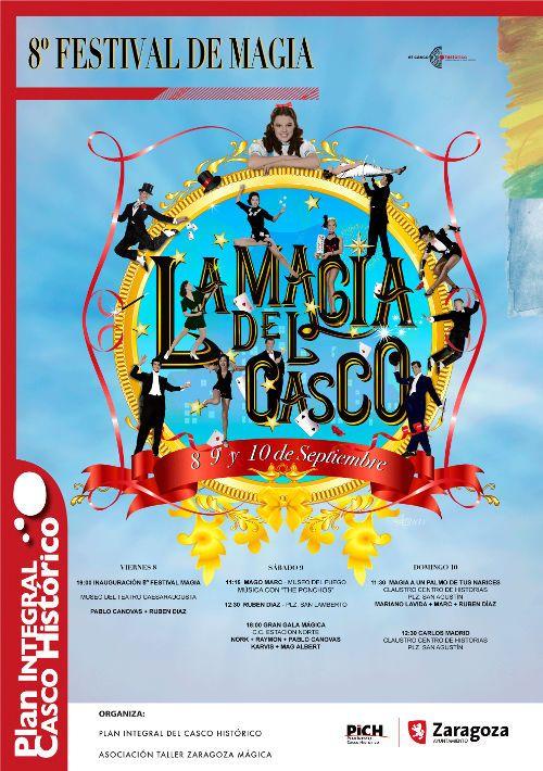 VIII ENCUENTRO MAGIA CASCO VIEJO 2017